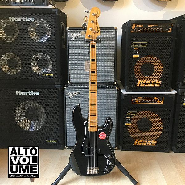 Squire classic vibe 70 pbass