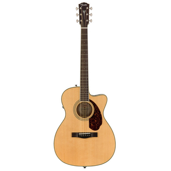 Fender PM 3 CE triple 0 OV Natural with Case