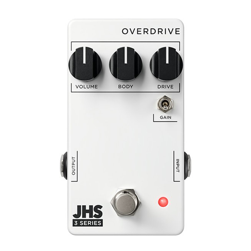 jhs overdrive